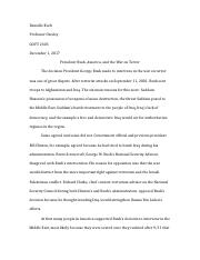 Government War on Terror essay.docx
