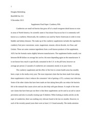 supplement final paper