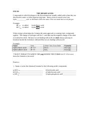 SNC2D Chem05 - Binary Acids.doc