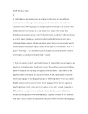 SPAN 295 Notes Part 5