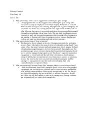 Case Study 1 - Organizational Behavior.docx