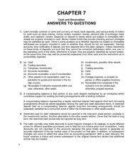 Ch07 Questions and Assigned Ex & Pr