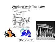 Working%20with%20Tax%20Law