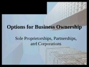 Chapter3BusinessOwnershipSeptember20