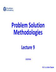 P8 PSM_Lecture 9