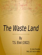 The Waste Land part I (1).pptx