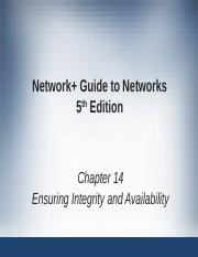 Network+ Guide to Networks 5th Edition ch14.ppt