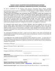 ACRCD Volunteer Release  Waiver for HOC 2010 (1)