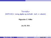 math1205linalglecture01