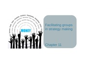 Lecture 10 - Facilitating groups