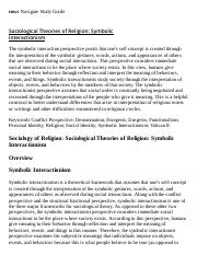 Sociological Theories of Religion_ Symbolic Interactionism Research Paper Starter - eNotes.pdf