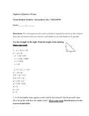 Homework help algebra 1