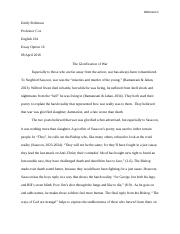 Critical Analysis Essay 2