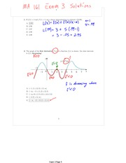 exam 3 solution Fall 14