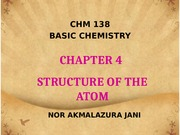 chapter 4-structure of atom 2014