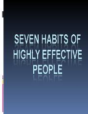 14871673-Seven-Habits-of-Highly-Effective-People-in-Detail
