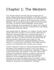 Chapter 1 etext western