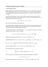 Lecture 7 solutions