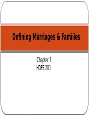 Defining Marriages and Families(1).pptx