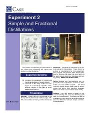 CHEM233 - Experiment2 Simple and fractional distillation.pdf