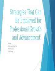 Strategies That Can Be Employed for Professional Growth.pptx