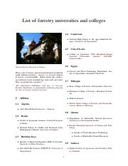 List of Forestry Universities and Colleges.pdf