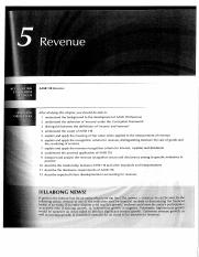 UAAS by Loftus - Chapter 05 Revenue