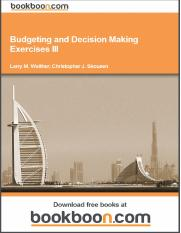 budgeting-and-decision-making-exercises-iii
