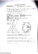 Siliclastic Thin Section Lab Notes 10