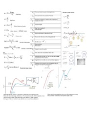 Material Cheat Sheet 2