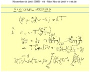 Statistical Mechanics and RationingClass Notes 1
