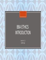 BBA Ethics_1.1 Introduction.pptx