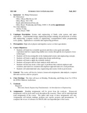 SES100_syllabus_fall_2013