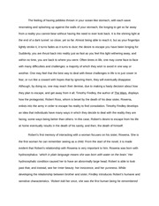 The Wars Essay