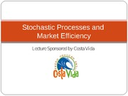 04-Stochastic Processes and Market Efficiency