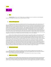 Comparitive study all infomration