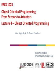 Lecture 4 - Object Oriented Programming.pdf