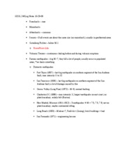 Notes 10-29-09