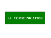 L7_Communication-WEB