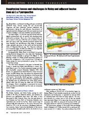 Geophysical issues and challenges in Malay and adjacent basins from EnP perspective.pdf