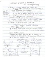 GY 110 MIR Notes