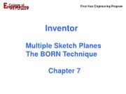 11-02 Inventor - BORN Technique - Ch 7