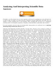 Analyzing And Interpreting Scientific Data Answers (1).pdf