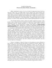 Mash essay