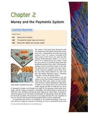Money Banking and Financial Markets ch 2
