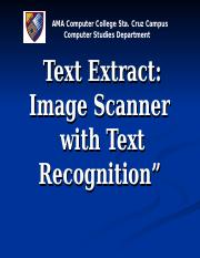 Text Extract.ppt