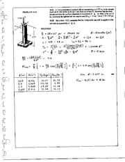 1240_Mechanics Homework Mechanics of Materials Solution