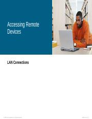 35. Accessing Remote Devices.pps