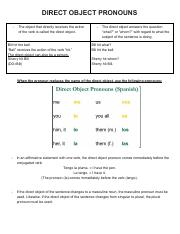 DIRECT OBJECT PRONOUNS.pdf