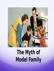 myth of model family powerpoint.pptx